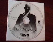 CD Hitman 2 Eidos MHTM2PUS01 3201ML0000104 EAX Advanced HD Io-Interactive