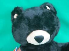 BIG BLACK CAN BUILD A BEAR BROWNIE GIRL SCOUTS SASH PATCHES SKIRT SHORTS PLUSH