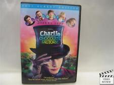 Charlie and the Chocolate Factory * DVD * Fullscreen *