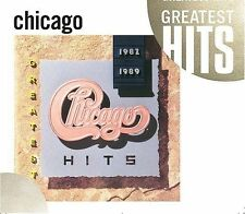 Chicago Greatest Hits 1982-1989 CD ~1989 Reprise Records