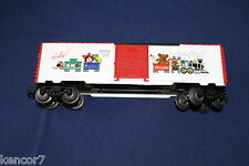 1994 Lionel 6-19928 Employee Christmas Box Car Toyland L2934
