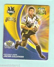 2008  RUGBY LEAGUE  TAZO #9  JACOB LILLYMAN,  NORTH QUEENSLAND COWBOYS