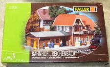 FALLER SCALA N STAZIONE DI REICHENBACH ART.  212104