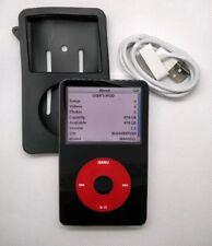 Apple iPod Classic 512GB SSD - 5th gen, enhanced 5.5 (refurb, new batt, extras)
