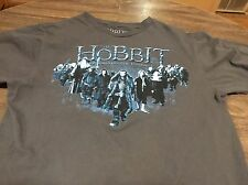 The Hobbit An Unexpected Journey Medium T Shirt Lord Of The Rings JR Tolkien