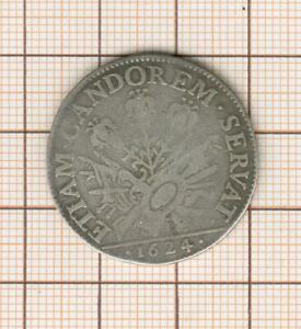jeton argent Louis XIII 1624 extraordinaire de la guerre