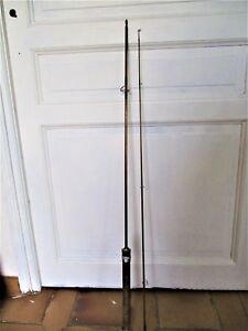 CANNE LANCER SPINNING ROD  BAMBOU REFENDU LUXOR LUXE  PEZON ET MICHEL 1.85m