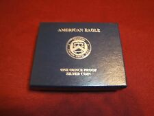 2011 US Mint 1 Oz. Silver Proof American Eagle Ultra Cameo $1 Coin