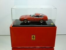 KYOSHO 05052R FERRARI 365 GTB/4 late version - RED 1:43 - EXCELLENT IN BOX