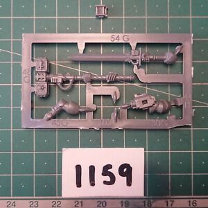 Grey Knights Strike Squad Force Weapons Storm Bolter & Arms - Warhammer 40K Bits