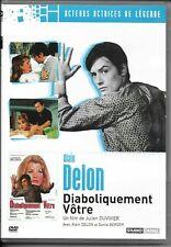 DVD : Diaboliquement votre - Alain Delon - NEUF