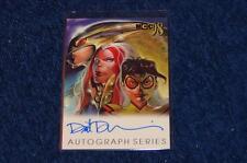 1998 MARVEL CREATORS COLLECTION DAVE DEVRIES AUTO AUTOGRAPH CARD (NS616)