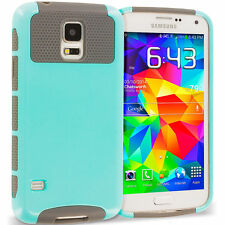 Plain Rigid Plastic Cases & Covers for Samsung Galaxy S5