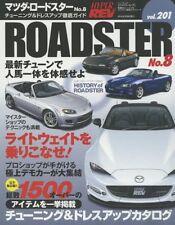 Hyper REV 2015 MAZDA ROADSTER No.8 Japanese Car Magazine New