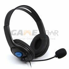 Wired Gaming Headset Headphones with Microphone for PS4 PC Laptop Mac Phone