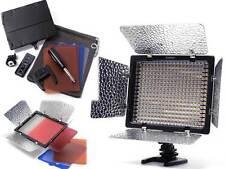 ILLUMINATORE A LED YONGNUO Pro 300 LED YN-300 II per NIKON CANON CON TELECOMANDO