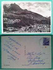 Valle Antigorio - Crodo - Panorama sfondo Monte Cistella 1948