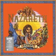 NAZARETH - RAMPANT (BLUE VINYL)   VINYL LP NEU