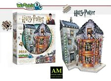 Wrebbit 3D Puzzle Harry Potter - Weasleys Magical Zauberscherze & Tagesproph