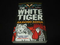 Aravind Adiga - The White Tiger - englisch
