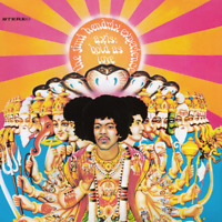 "Jimi Hendrix Experience • Axis Bold As Love • 12"" VINYL RECORD LP 1967 •• NEW ••"