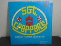 VINTAGE NEW VINYL 1978 SGT. PEPPERS LONELY HEARTS CLUB BAND ODYSSEY OMNI 4007