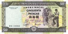 Macao/macao 50 patacas 1992 pick 67