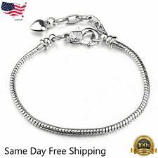 925 Sterling Silver Womens Elegant Anklet Ankle Bracelet