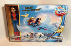 New DC Super Hero Girls Wonder Woman + Invisible Jet Action Doll Sealed
