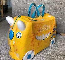 Caja de equipaje de viaje niños Trunki Tigre, Dinosaurio, Rosa, Terrence, Trixie /& Ladybird