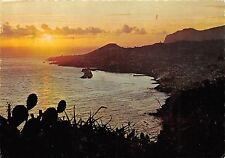 BR21181 Funchal Por do sol  portugal