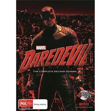 DAREDEVIL-Season 2-Region 4-New AND Sealed-4 Disc Set-TV Series