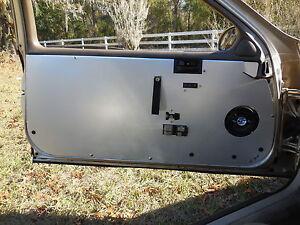 LRB Speed Lexus SC300 SC400 Aluminum Door Panels Toyota Soarer