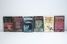 Frederik Pohl LOT of 6 The New Mind