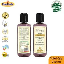 Lavender Ylang Ylang Khadi Body Wash 100% Organic Pure Herbal Natural SLS Free