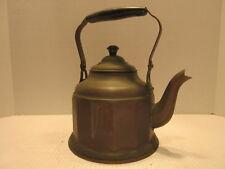 Vintage Copper Tea Pot Kettle Made In Germany DRGM Das Zeichen Fur Wertarbeit