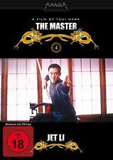 Tsui Hark's The Master mit Jet Li, Yuen Wah, Crystal Kwok, Jerry Trimble NEU OVP