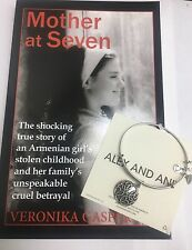 "ALEX AND ANI ""PATH OF LIFE III"" NWT AND AN INSPIRATIONAL BOOK ""MOTHER AT SEVEN"""