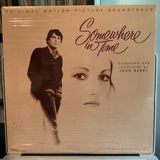 SOMEWHERE IN TIME John Barry SEALED Soundtrack OST Rare!