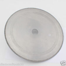 "14"" inch Diamond Lapidary Saw Blade Notched Rim Rock Slab 0.9 mm Core Thickness"