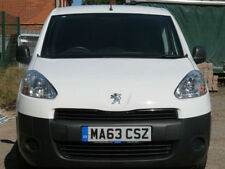 Partner Commercial Vans & Pickups with Immobiliser