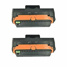 2PK MLT-D115L Toner Cartridge for Samsung Xpress SL-M2830DW SL-M2880FW Printer