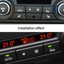 For BMW E90 F25 X1 X3 E84 Air Conditioner Control Panel Button Switch Cover
