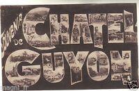 63 - CPA - Souvenir De Chatel Guyon (I 4575)