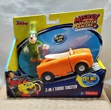 2 in 1 Turbo Tubster Goofy Mickey and the Roadster Racers Coupe De Goof Car
