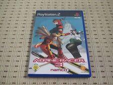 Alpine Racer 3 para PlayStation 2 ps2 PS 2 * embalaje original *