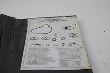 HARLEY DAVIDSON COMPLETE ENGINE GASKET KIT. PART # 17026-82