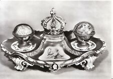 London Postcard - The Wallace Collection - Inkstand - Porcelain - Ref AB2869