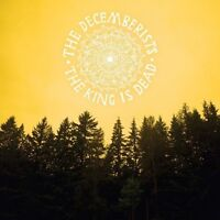 THE DECEMBERISTS - THE KING IS DEAD  CD NEU