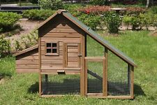 NEW Chicken Coop Poultry Rabbit Cat House & Run CC050 upto 4 hens